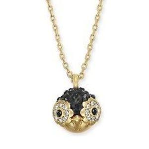 Kate♠️Spade 🐧Dashing Beauty Penguin Necklace